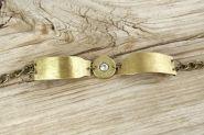 Brass 223 and All Bullet Bracelet by BulletDesigns Spoon Jewelry, Shell Jewelry, Bullet Casing Jewelry, Bullet Designs, Handmade Jewelry, Unique Jewelry, Diy Jewelry, Blue Zircon, Cartier Love Bracelet