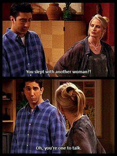 #Ross #friends