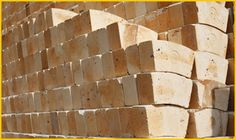 A Fire brick is a block of refractory ceramic material used in lining furnaces, Kilns, fireboxes and fireplaces. It is built primarily to withstand high temperature. We manufacture Fire bricks with Standard shapes & sizes. Our Team of experts has used modern technique to develop a high quality to give you the best of the product.