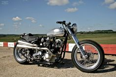 Harley, Ducati 900ss, Desmohog by Crossbreed Cycles