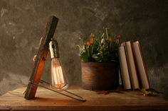 vintage lamp inspired by nature 3 » Vintage Style Table lamps by Luke Lamp Co.
