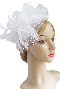 fc0609dd Fedora Hat Women, Fedora Hats, Women's Hats, Fascinator Hats, Headpiece,  Fascinators