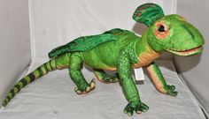 Primeval Rex Large Soft Toy With Sound Effects by Character Options from 2006