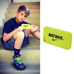 MattyB Accessories | Instagram photo by mattybclothing - Nike Just Do It IPhone 4 4s Soft ..