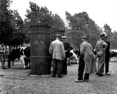Het urinoir op de Veemarkt.