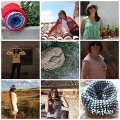 Crochet, punto, ganchillo