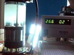Hydrogen production at 0.0 Amp's...The R.E.M.F. driver at zero Amp's