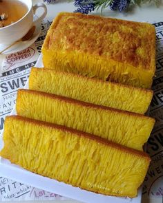 Marmer Cake, Indonesian Desserts, Recipe Details, Cornbread, Bread Recipes, Dessert Recipes, Food And Drink, Yummy Food, Cookies
