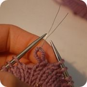How To Add Beads To A Project With A Homemade Beading Needle | KnitLove