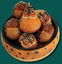 owl gourds