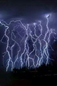 Arizona Lightning Storm