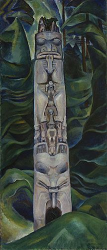 Totem and Forest
