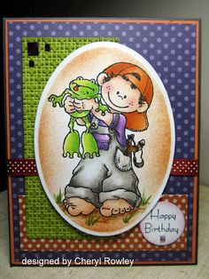 Cheryl Rowley: Cottage Creations: Happy Birthday with High Hopes! - 9/3/11
