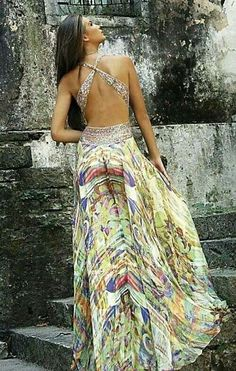 ,was never into this ,never realy liked long dresses until I started coming to Mexico it so sexy and comphy you can. wear shopping ,dinner walk on beach,ect.It is so  casual here. JZ
