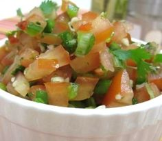 Homemade Tomato Salsa Recipe | Diet Plan 101