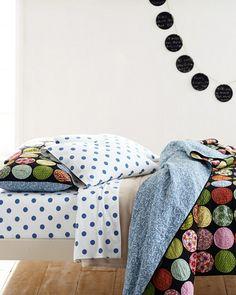 Johanna Dots Bedroom - Garnet Hill