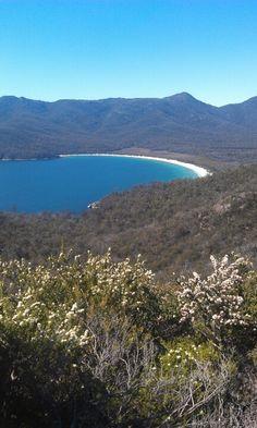Wine Glass Bay, Tasmania, Australia