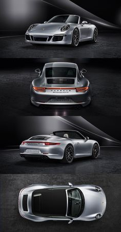 Cool Porsche 2017: Porsche 911 Carrera 4 GTS: Just for the all-wheel drive models: the continuous t... Check more at http://24cars.top/2017/porsche-2017-porsche-911-carrera-4-gts-just-for-the-all-wheel-drive-models-the-continuous-t/