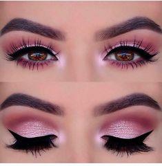 Prom Eye Makeup, Pageant Makeup, Uk Makeup, Makeup Eye Looks, Smokey Eye Makeup, Eyeshadow Looks, Eyeshadow Makeup, Eyeshadow Ideas, Makeup Brushes