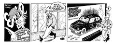 "Detlef Surrey: ""Emil"" VW Pogo - ""BUMERANG"" - Interview zum Comic-Strip ""Emil"" http://detlefsurrey.blogspot.de/2015/07/interview-mit-detlef-surrey.html"