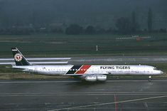 Tiger Airlines, Cargo Airlines, Planes, Douglas Dc 8, Cargo Aircraft, Air Festival, Commercial Aircraft, Civil Aviation, Bus