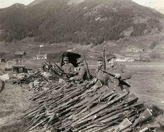 A rendição do 19º Exército. Com a capitulação final da Alemanha para os Aliados…