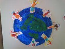 5ο Νηπιαγωγείο Τρίπολης: Φυλές- Κατασκευές 2013 (children of the world)