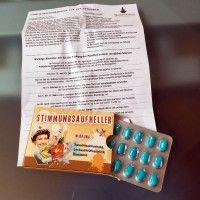 Krasse Werbeidee! Bonbons in Tablettenverpackung. von Maastrek Werbeartikel