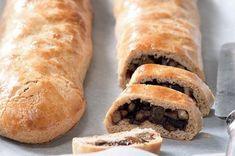 Plněný perník Hot Dog Buns, Hot Dogs, Czech Recipes, Christmas Baking, Ale, Menu, Bread, Cooking, Food