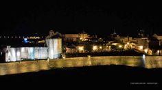 Cores do Alentejo – O Castelo de Elvas (nocturno) | Portal Elvasnews