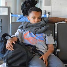 Vegas Bound  #gabe3x #youngestdoinit #striveforgreatness #MetroFam #metroflyers #vegas #fab48