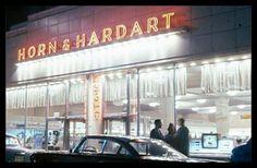 Horn & Hardart Reading Terminal Philadelphia