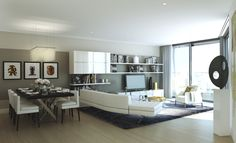 Exclusive riverfront Riverlight scheme, England - http://www.adelto.co.uk/exclusive-riverfront-riverlight-scheme-england