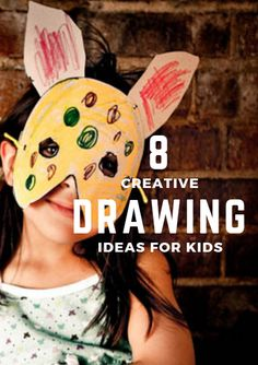 Use old school supplies or food, or tackle a more permanent home art project to entertain all levels of artist, from the stick figure extraordinaire to the junior Picasso. Color outside the lines with these alternative-drawing options. 8 Creative Drawing Ideas for Kids http://www.activekids.com/arts-and-crafts/articles/8-creative-drawing-ideas-for-kids#utm_sguid=131503,d1746e2c-913d-57eb-6f65-d80330bc505e