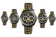 Win 1 of 5 Bomberg Bolt 68 Watches Valued at $1,590 Each | Man of Many