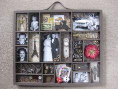 Family Memories Printers Tray - Scrapbook.com