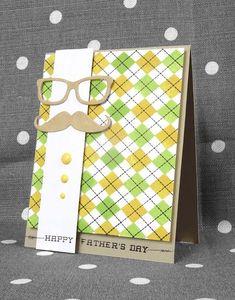 Scrap et Carte : Fête des pères: