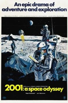 2001: A Space Odyssey (1968) movie #poster, #tshirt, #mousepad, #movieposters2