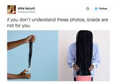 The two things you knew to do to keep your braids on point: