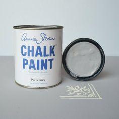Paris Grey Annie Sloan Chalk Paint $34.95