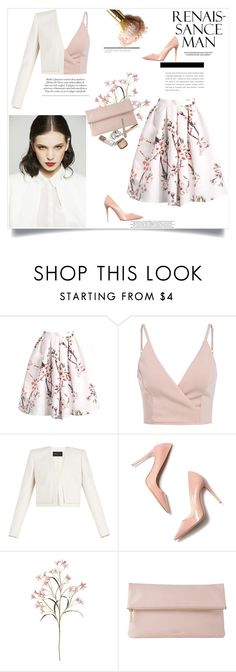 """Happy Sunday My Friends"" by ampie-jessica ❤ liked on Polyvore featuring BCBGMAXAZRIA, Whistles, Pink, polyvoreblogger and polyvorecommunity"