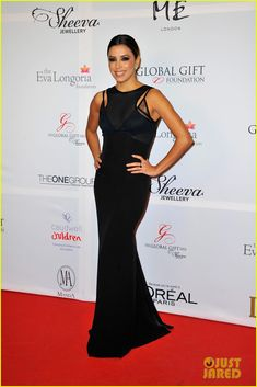 Eva Longoria: Global Gift Gala 2013!  