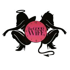 Ceasuri disc vinil - THE GOOD WIFE