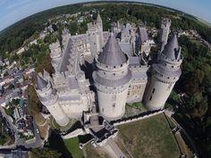 Château de Pierrefonds, France