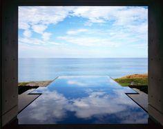 Open House - Daylight reflections.