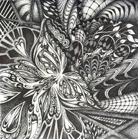 Zentangle. by motimo