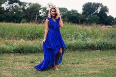 Fields of Fabric (What Courtney Wore) What Courtney Wore, Courtney Kerr, Fields, Blue Dresses, Nordstrom, My Style, Womens Fashion, Fabric, Krystal