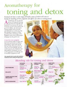 Mind, Body, Spirit Collection - Aromatherapy For Toning And Detox Holistic Remedies, Natural Health Remedies, Herbal Remedies, Essential Oil Uses, Young Living Essential Oils, Healing Herbs, Natural Healing, Natural Medicine, Herbal Medicine