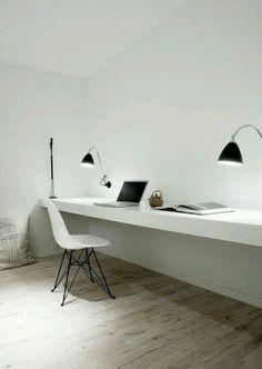 ARCHITETTO SU MISURA: Home Office