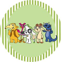 Passatempo da Ana: Doki (Discovery Kids)